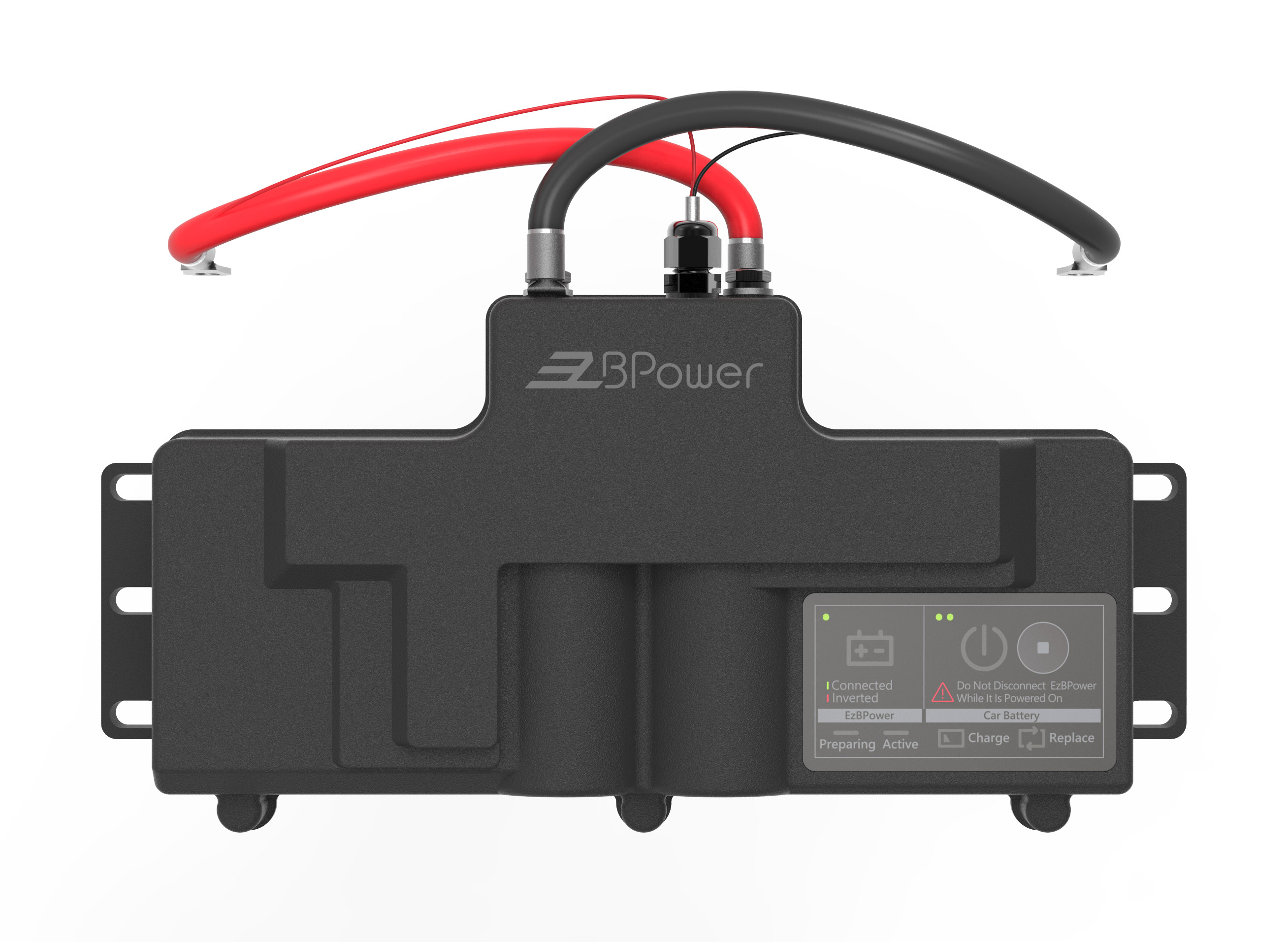 EzBPower, Vehicle Battery Lasting Start System-Top Type