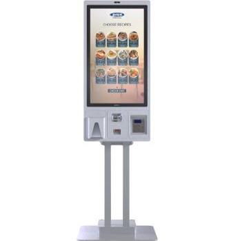 Self-Service Payment Kiosk