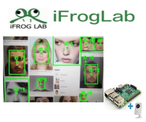 Facial recognition - iFroglab facial solution
