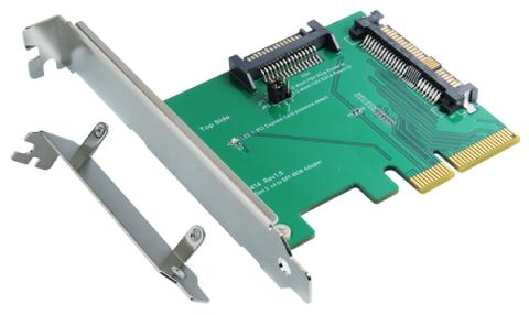 U.2 to PCI-e 4 Lane Adapter SFF-8639