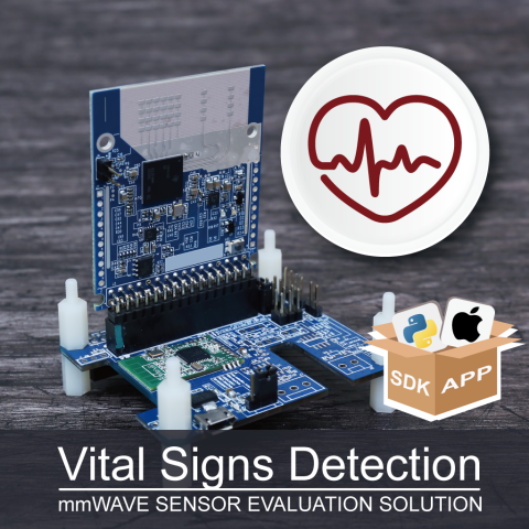 mmWave: Vital Signs Detection Kit
