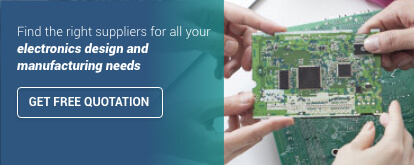 Find the right suppliers for all your electronics design and manufacturing needs